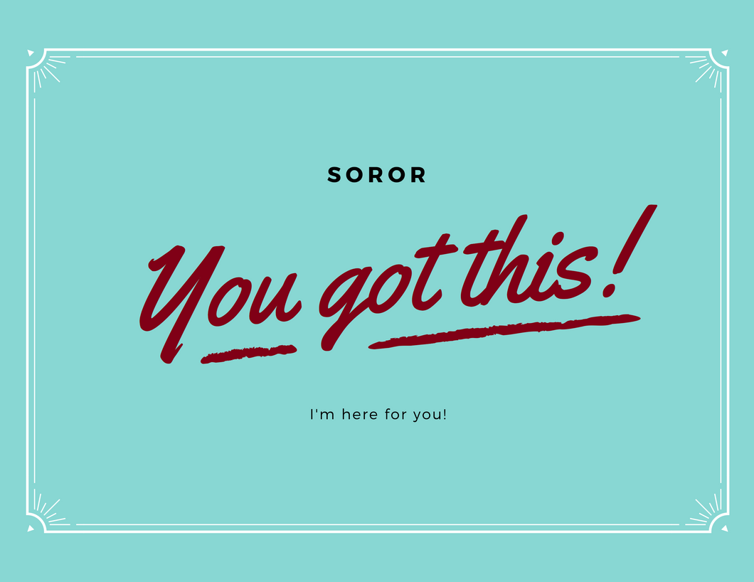 You Got This - Shee Design Studio