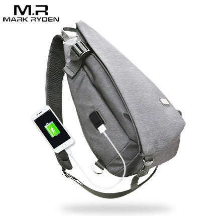 Waterproof Crossbody Bag 9.7 inch Pad (2 colors)
