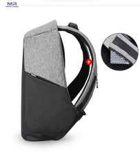 Backpack anti-theft & USB 15 inch (3 colors)