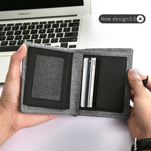 Shot Clutch Wallet