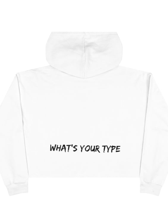 What's Your Type? (Front & Back)