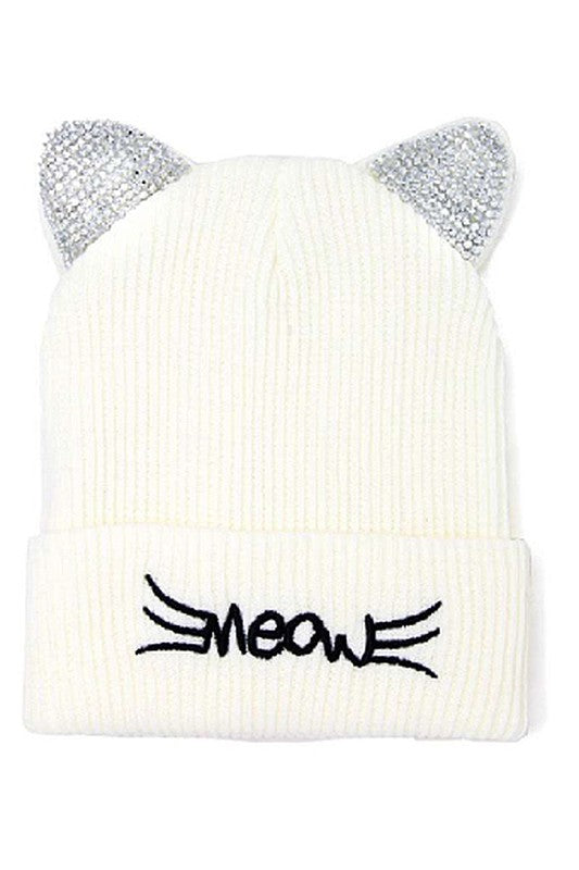 Cat Beanie - Multiple Styles