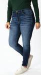 KanCan Curvy Mid Rise Jeans