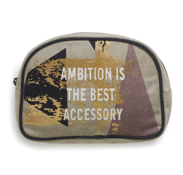 Ambition Cosmetic Bag