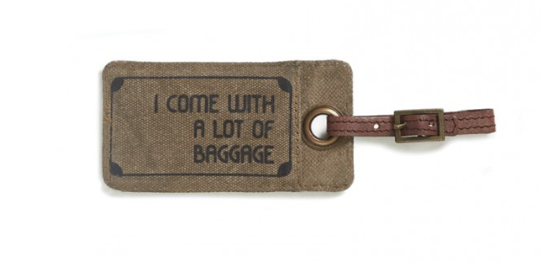 Assorted Luggage Tags