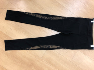 Black Lace Legging