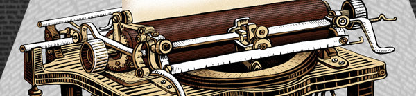 detail of emek art book banner