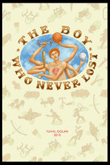 The Boy Who Never Lost • Signed Book