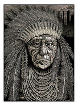 Chief • Art Print
