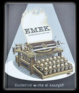 Emek Collected Works of Aaarght : Book