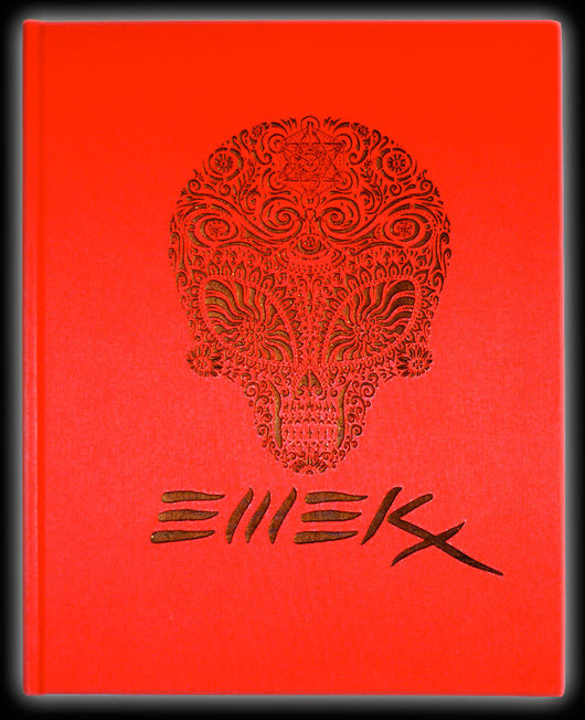 Emek Collected Works of Aaarght : Lasercut Edition