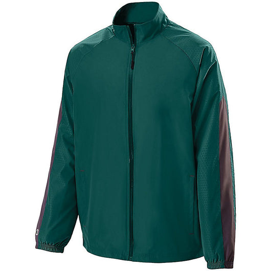 Holloway Bionic Jacket in Mens style with optional sleeve personalization