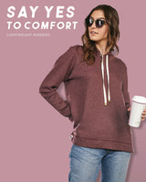 HOLLOWAY LADIES COAST HOODIE