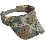 Otto  Camo visor with 02048 embroidery