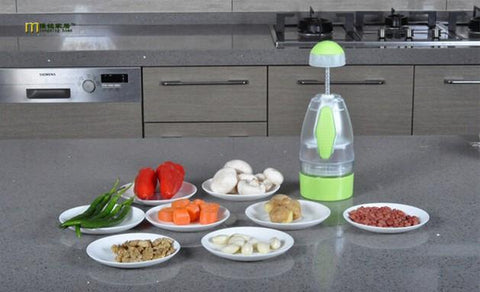 Multi-functional Vegetable Shredder