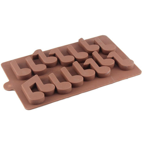 Musical Notes Shape Baking Mold Tool Kitchen Tool