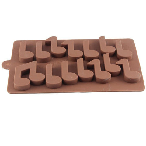 Affordable Musical Notes Shape Baking Mold Tool