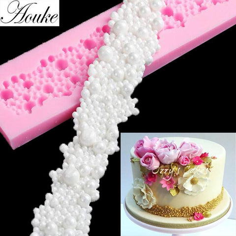 New 3D Diamond Necklace Shape Kitchenware Tool