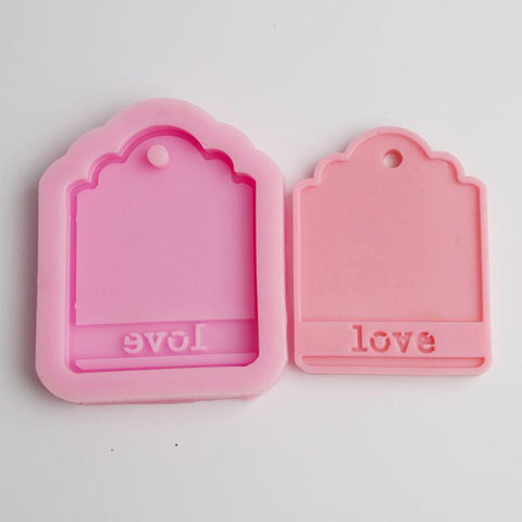 Lovely Wedding Tag Card Molder Kitchen Tool Kitchenware