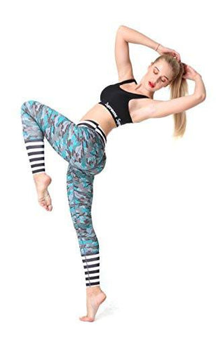 Digital Beauty Camo Leggings