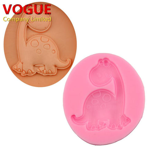 Dinosaur Shape Silicone Mold Kitchen Tool