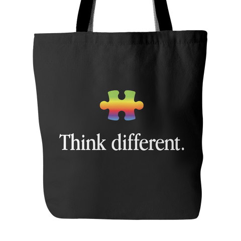 Autism Awareness - Think Different.