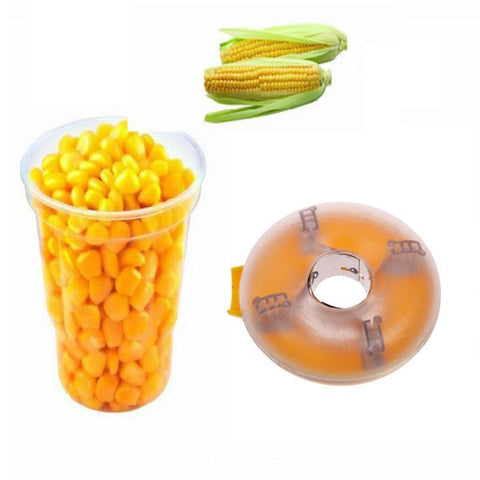 Amazing Corn Stripper and Peeler Tool