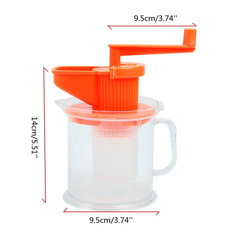Cool Multifunctional Fruit Juicer and Squeezer