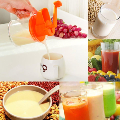 Multifunctional Fruit Juicer and Squeezer Kitchenware