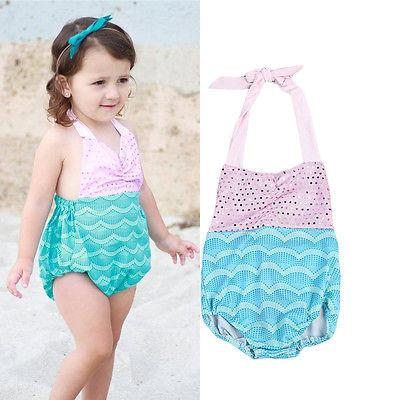 Mermaid Sequins Swimwear