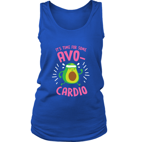 It's Time For Some, Avo-Cardio