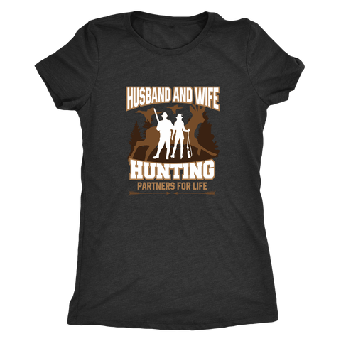 Husband and Wife Hunting