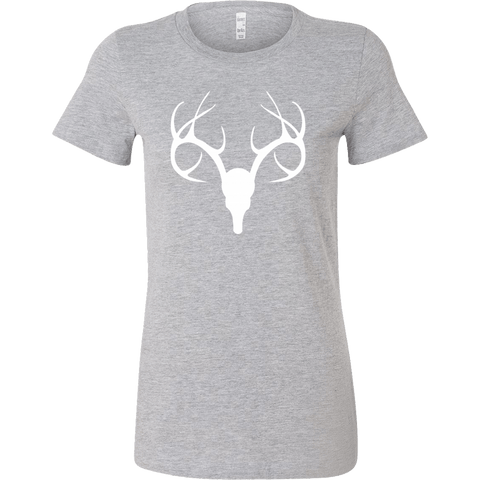 Buck It Tee White Bella