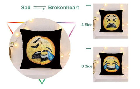 Emoji Decorative Pillows