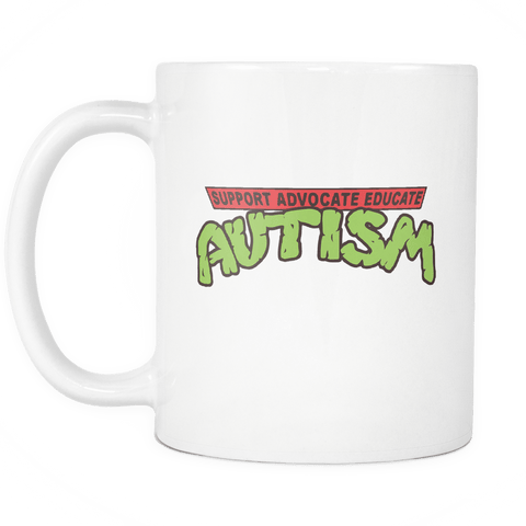 Autism Awareness - TMNT