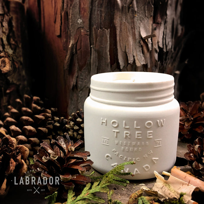 New Brand: Hollow Tree Candles