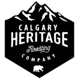Coffee roasts from Calgary Heritage Roasting Company available at Labrador Supply Co.