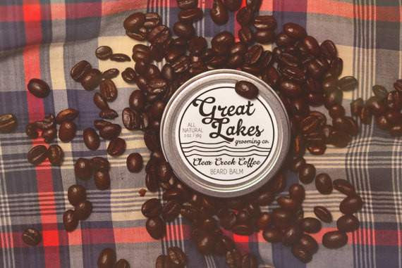 Clear Creek Coffee Beard Balm | Great Lakes Grooming Co. - Labrador Supply Co.