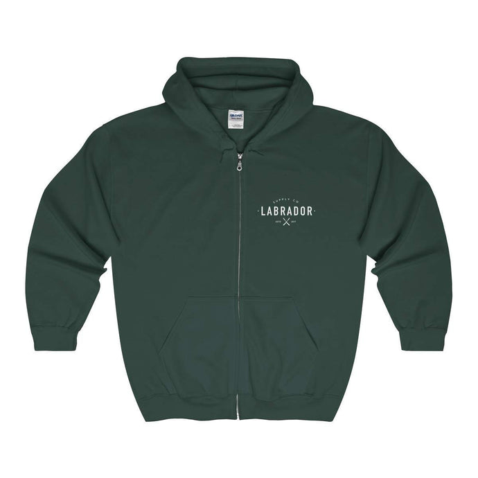 Labrador Supply Co. | Basic Zip-up Hoodie