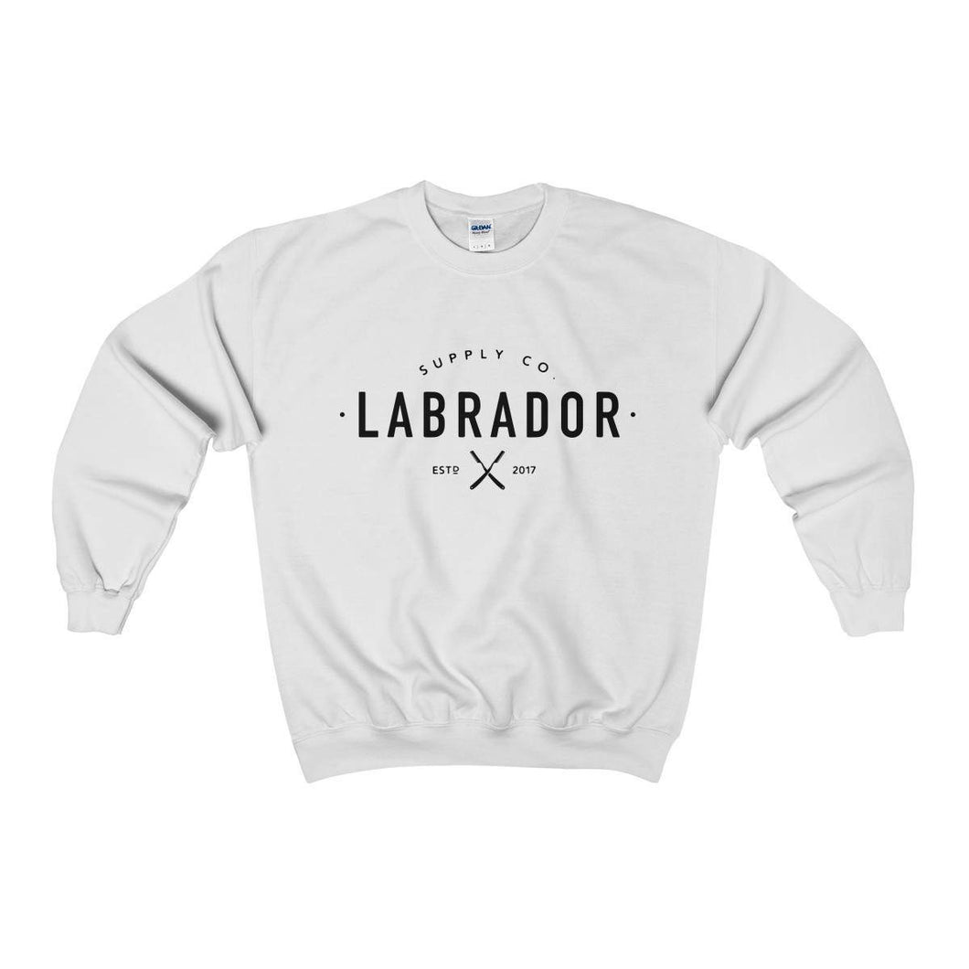 Crewneck Sweatshirt (Large Logo) | Labrador Supply Co. - Labrador Supply Co.