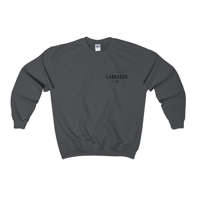 Labrador Supply Co. | Crewneck Sweatshirt (Small Logo)