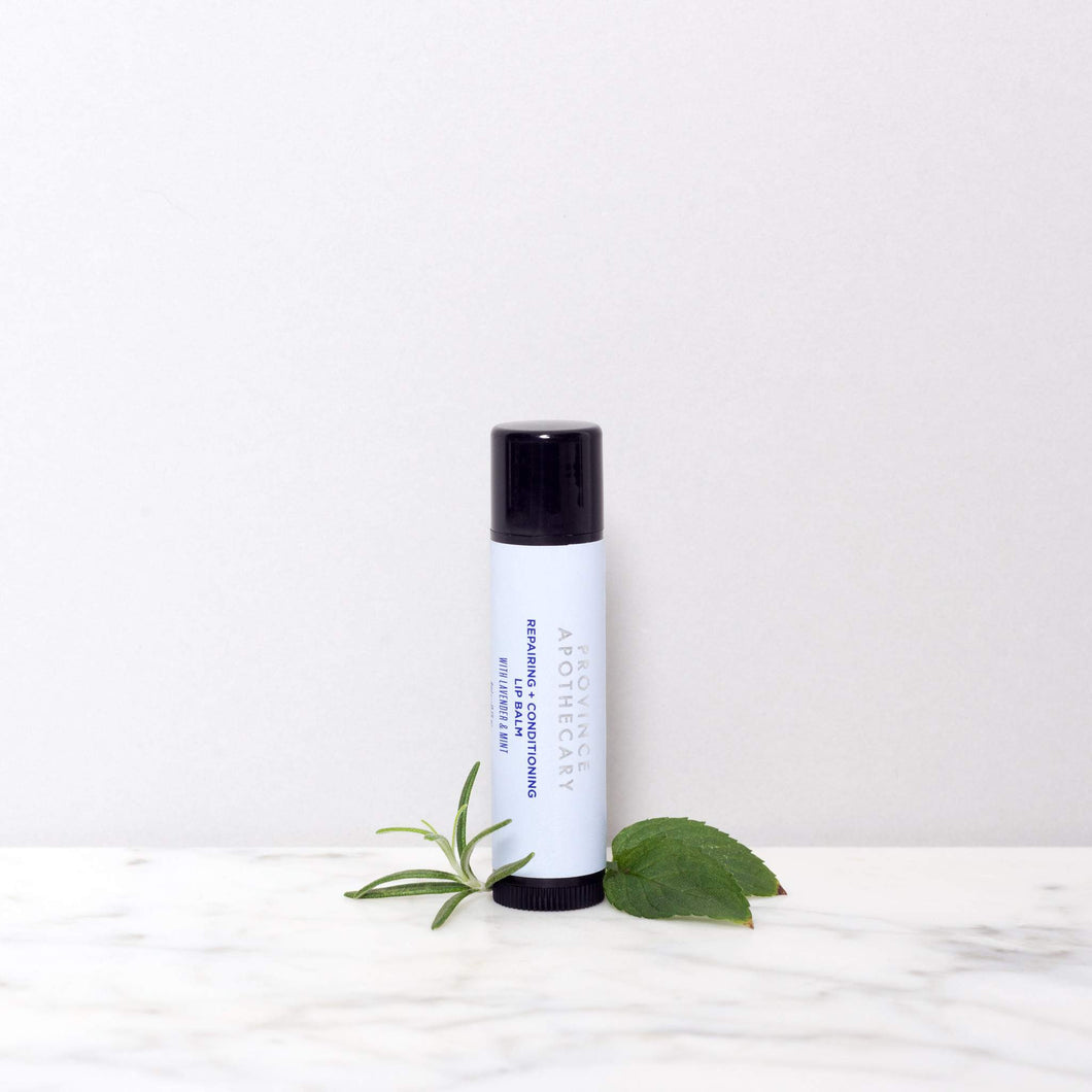 Repairing + Conditioning Lip Balm | Province Apothecary - Labrador Supply Co.
