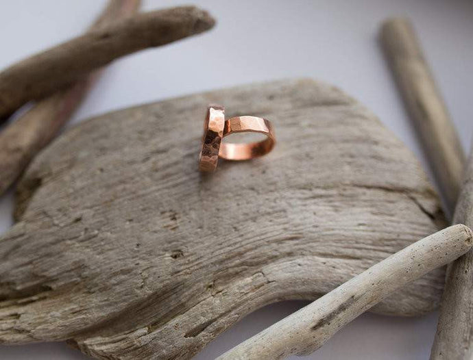 Smithstine | Handmade Copper Band