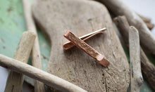 Handmade Copper Tie Bar | Smithstine - Labrador Supply Co.