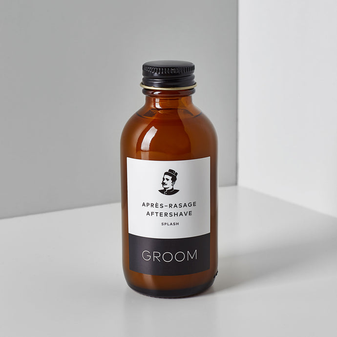 Aftershave Splash | Les Industries Groom - Labrador Supply Co.