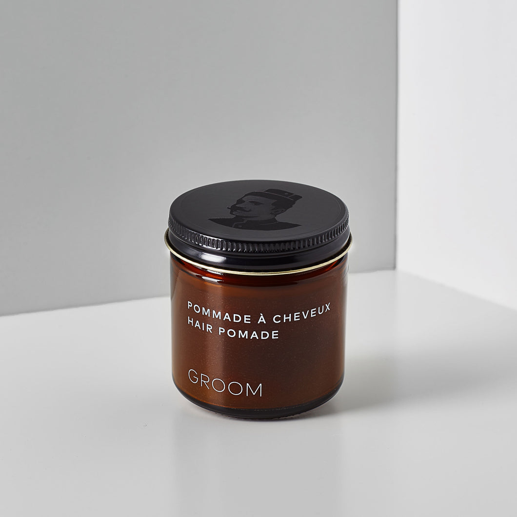 Oil-Based All-Natural Hair Pomade | Les Industries Groom - Labrador Supply Co.