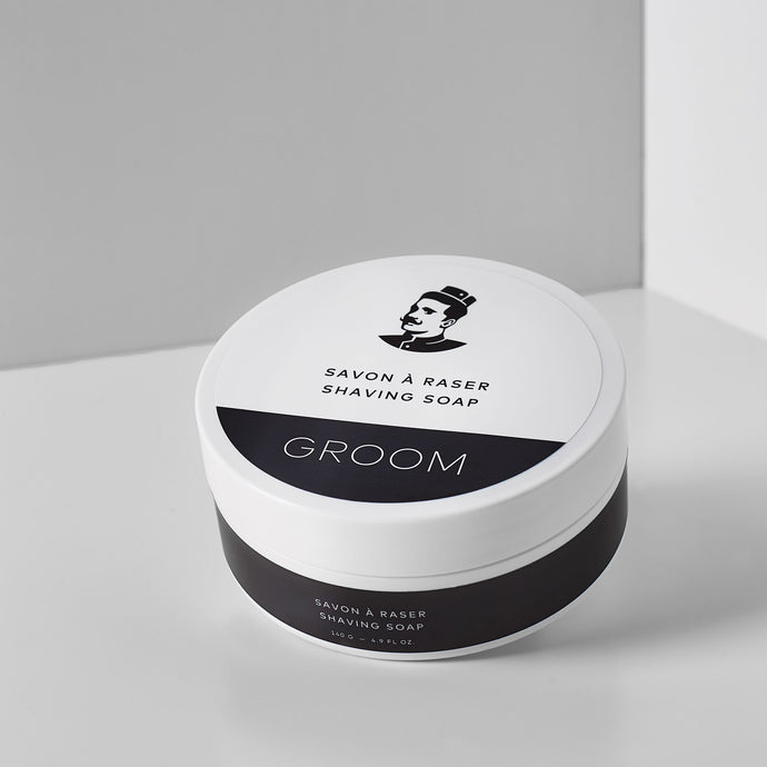 Shaving Soap | Les Industries Groom - Labrador Supply Co.