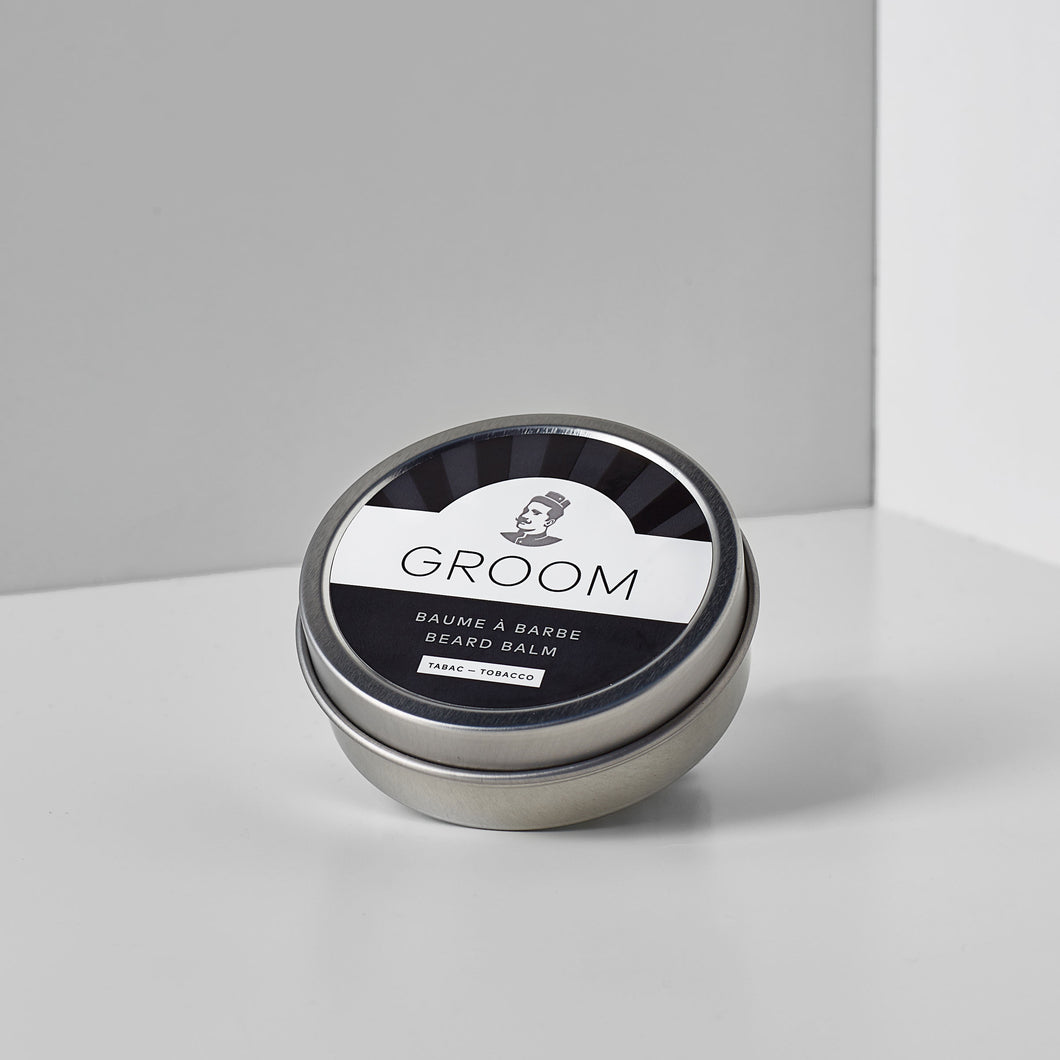 Tobacco Beard Balm | Les Industries Groom - Labrador Supply Co.