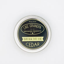 Cedar Scent Beard Balm | Like Grandpa Grooming Products - Labrador Supply Co.
