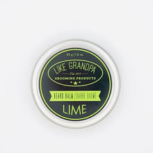 Lime Scent Beard Balm | Like Grandpa Grooming Products - Labrador Supply Co.
